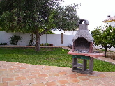 Barbecue area